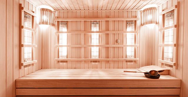 infrasauna differenze infrasauna e sauna finlandese